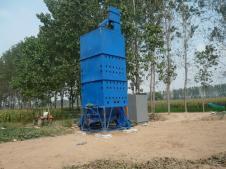 40吨玉米烘干塔图
