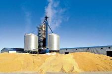 150吨玉米烘干塔图