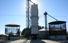 200吨玉米烘干塔图